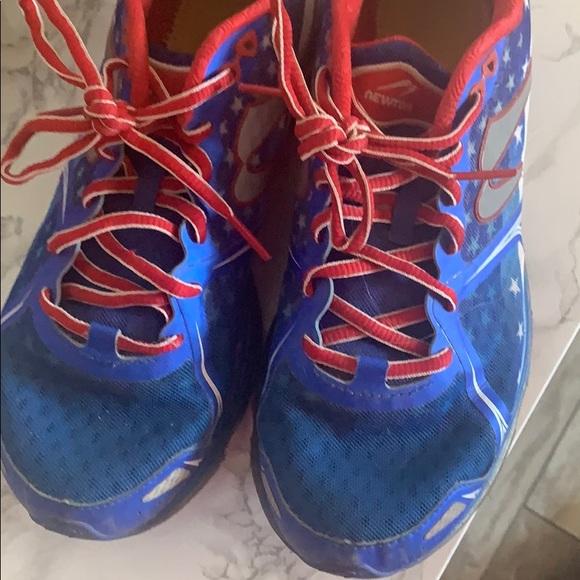 newton running Shoes   Patriotic Usa